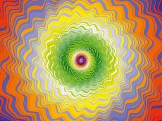Design-Serie Farb-Spirale 11