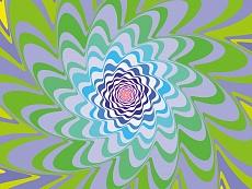 Design-Serie Phantasie-Blumen 8