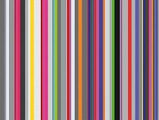 Design-Serie Farbstreifen 1