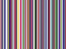 Design-Serie Farbstreifen 9