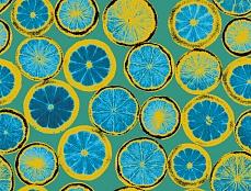 Blue lemon II