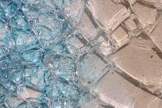 crepe di vetro