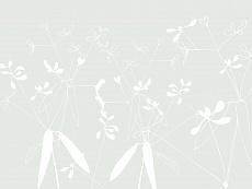 Grauweißfloral, Farbvariante: palegrün
