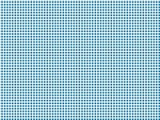 Karo, Farbvariante: brightblau