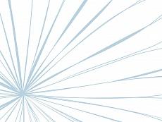 Strahlen, Farbvariante: midblau