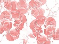 Blüten abstrakt 06