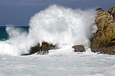 Welle bei St.Guenole