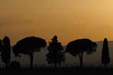 Toskanische Landschaft