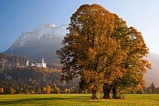 Herbst am Märchenschloss