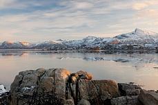 Kalte Lofoten