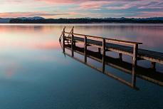 Starnberger See bei Tutzing