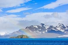Insel Anfahrt