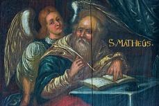 Bild aus der Kirchwarf von Langeness und Oland