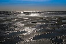 Strand an der Amrumer Odde