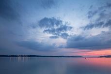 Abendstimmung am Überlinger See