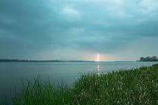 Blitz am Gnadensee