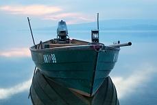 Fischerbootstimmung