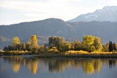 Forgensee Herbstufer