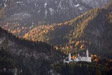 Herbstmorgen Schloßneuschwanstein