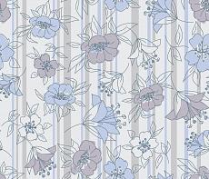Blüten und Streifen