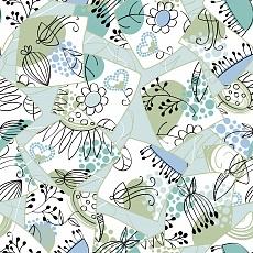 Pflanzen-Collage