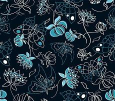 Blumen-Nacht III