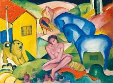 Der Traum. 1912
