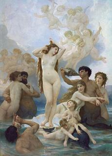 Die Geburt der Venus. 1879