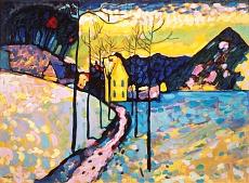 Winterlandschaft I. 1909