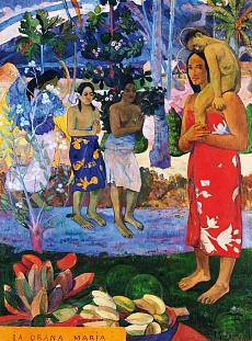 IA ORANA MARIA (Ave Maria). 1891/1892