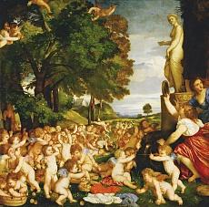 Das Venusfest. 1518-19
