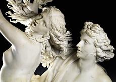 Apoll und Daphne (Detail). 1622-25