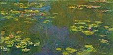 Der Seerosenteich Le bassin aux nympheas. 1919