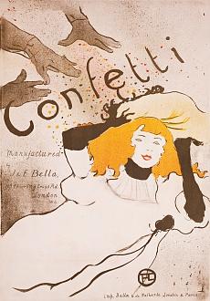 Confetti. 1895