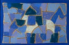 Paul Klee, Blaue Nacht. 1937