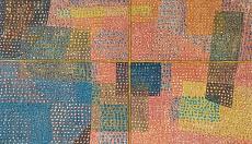 Paul Klee, Durch ein Fenster. 1932