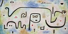 Paul Klee, Insula dulcamara. 1938