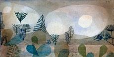 Paul Klee, Oceanische Landschaft. 1929