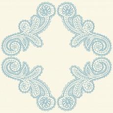 florales Lace Pattern