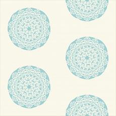 Kreise mit Ornamentstruktur