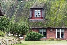 List Reethaus, fotografiert auf der nordfriesischen Insel Sylt List