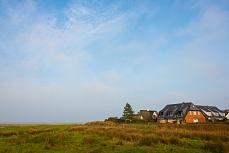 Landschaft in Sylt Morsum