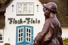 Fisch-Fite in Sylt Keitum
