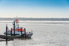 Strucklahnungshörn - Festlandküste an der Nordsee
