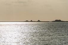 Blick auf Nordstrandischmoor auf Nordstrand