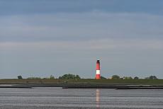Leuchtturm auf der Nordfriesischen Insel Pellworm
