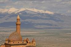 Ausblick vom İşak Pasha Sarayı von Dagmar Schneider