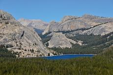 Tenaya Lake im Yosemite National Park in der USA