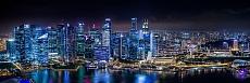 Singapore Skyline II