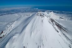 Vulkan Avacha Halbinsel Kamchatka